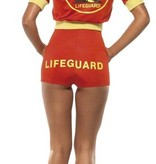 Sexy Baywatch lifeguard pakje