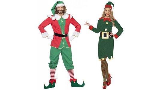 kerstpak voor dames