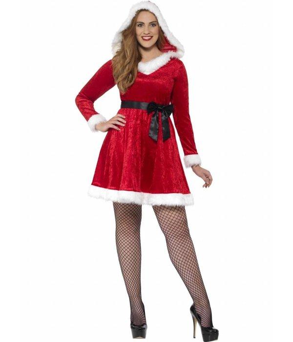 90e3f5dde6ccd1 Kerstvrouw kostuum plus size Kerstvrouw kostuum plus size ...