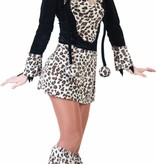 Sexy Luipaard kostuum Lexi