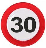 30 Jaar Verkeersbord Borden