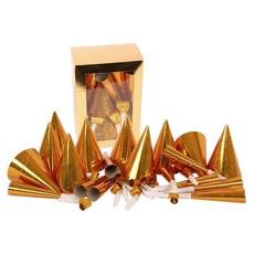 Set Cotillons laser goud