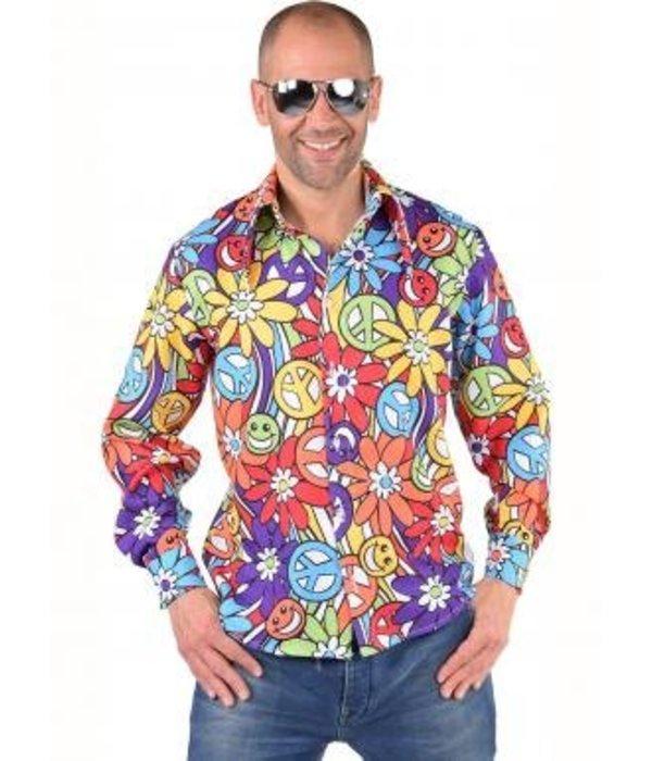2ffb2c6a961 hippie blouse man smile hippie blouse man smile