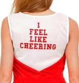 Sexy Cheerleader Pakje Dames