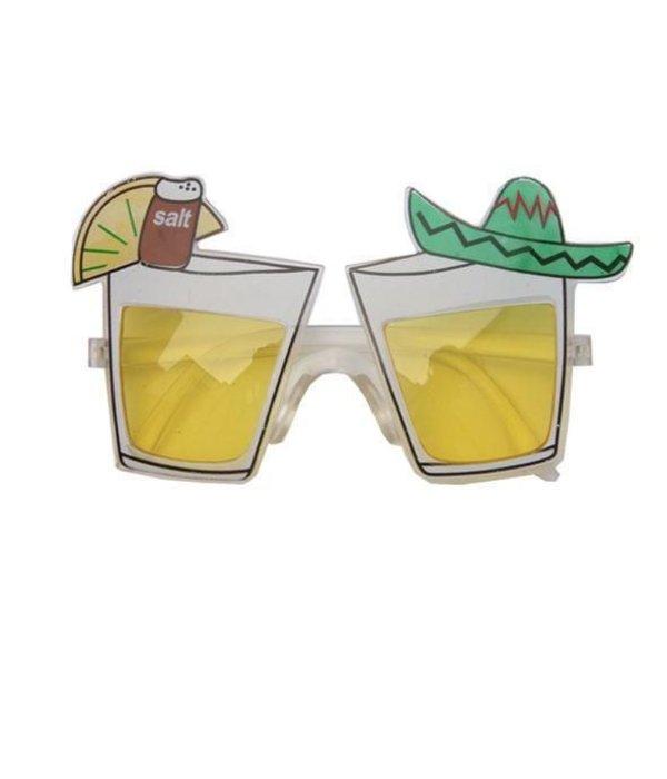 Funbril tequilaglas