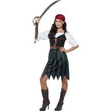 Piraten Deckhand kostuum