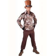 Blouse Steampunk man