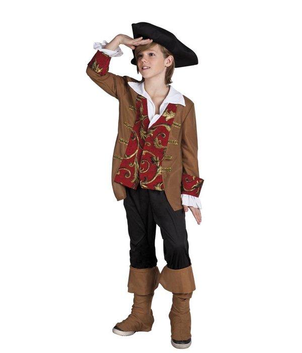 Verrassend Piraten kostuum kind pedro - Feestbazaar.nl NN-61