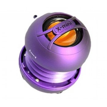 X-mini speaker uno purple