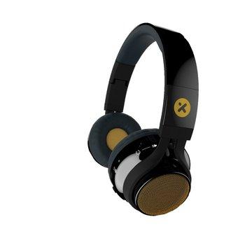 X-mini EVOLVE wireless headphone en stereospeakers