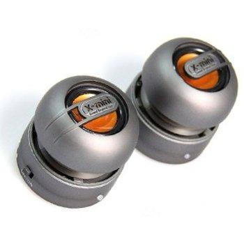 X-mini max gun metal minispeaker stereo
