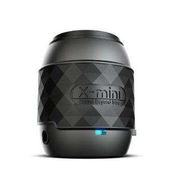 X-mini We bluetooth mini speaker black