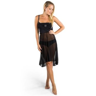 Panos Emporio Athena   Panos Emporio strand Kleid kurz schwarz