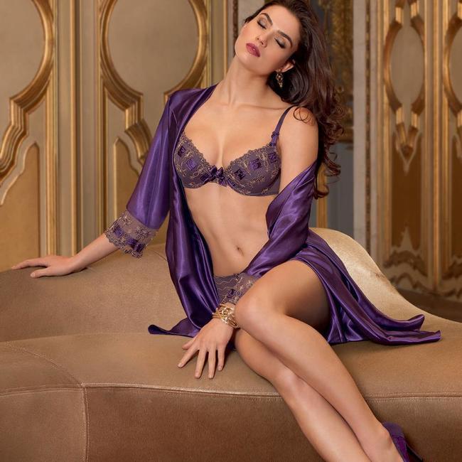 Lise Charmel Lise Charmel Dessous Fantasme a Deux Push up BH violet