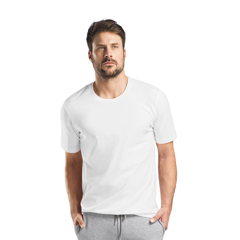 Hanro Heren Sleep & Lounge Living T shirt wit