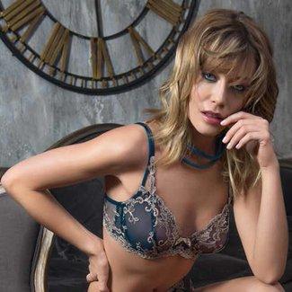 AMBRA Soft cup BH Platinum Fashion 0333F
