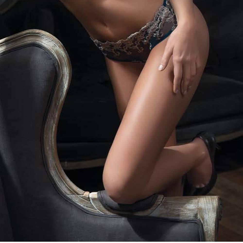 AMBRA Lingerie slips Platinum Fashion Brasil Groen