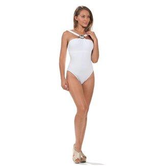 Nicole Olivier Nicole Olivier Beachwear swimsuit Bang white 5132