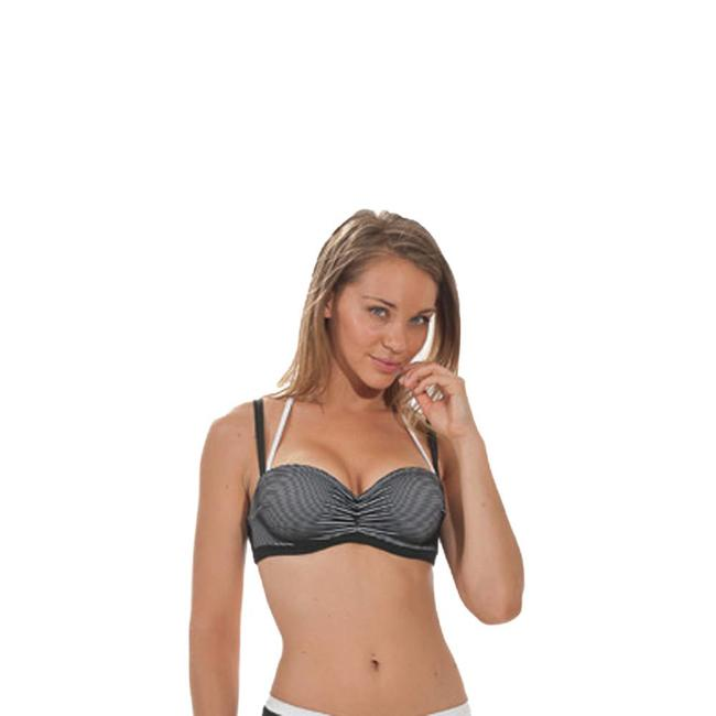 Nicole Olivier Nicole Olivier Badmode Bikini top BERENICE zwart 5238