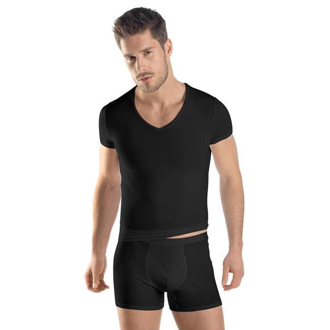 Hanro  Hanro Männer unterwäsche Micro Touch Tshirt 073108