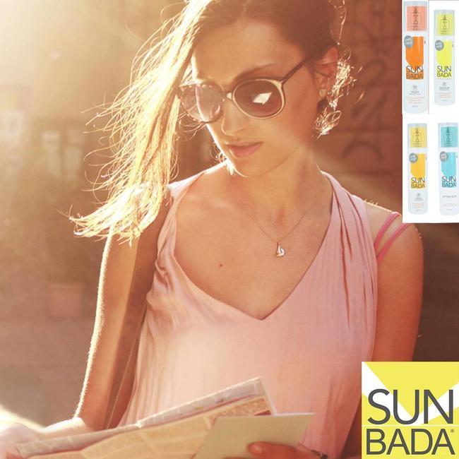 Sunbada SET:  zonnebrandcrème SPF 20 + Aftersun