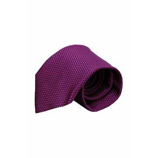 Volare Collection  Paarse zijden stropdas VC63