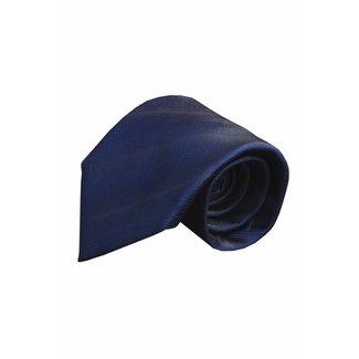 Massimo-Valeri  Blauwe zijden stropdas V52