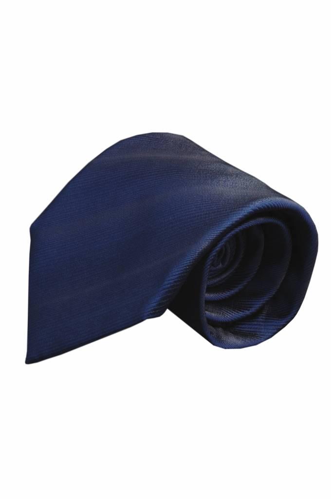 Blauwe stropdas V52
