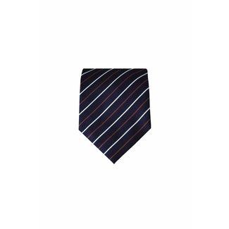 Massimo-Valeri  Blaue Krawatte M15