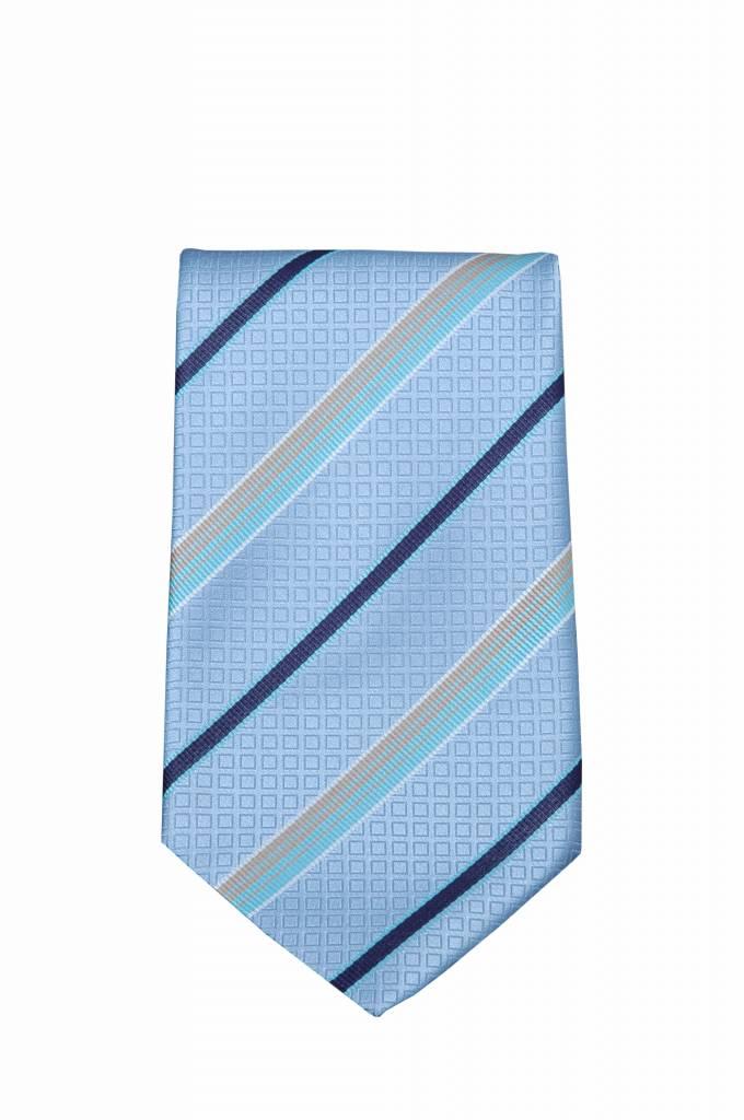 Blauwe stropdas Valentino VG09