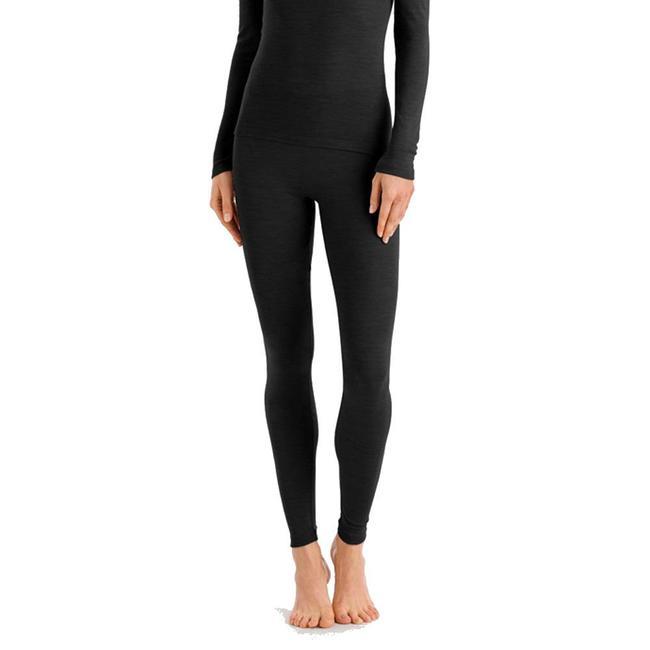 Hanro  Hanro Damen ski unterwasche Wolle & Seide lange hose leg grau 071422