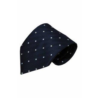 Vincelli Alberto  Blue silk necktie Sacile 01