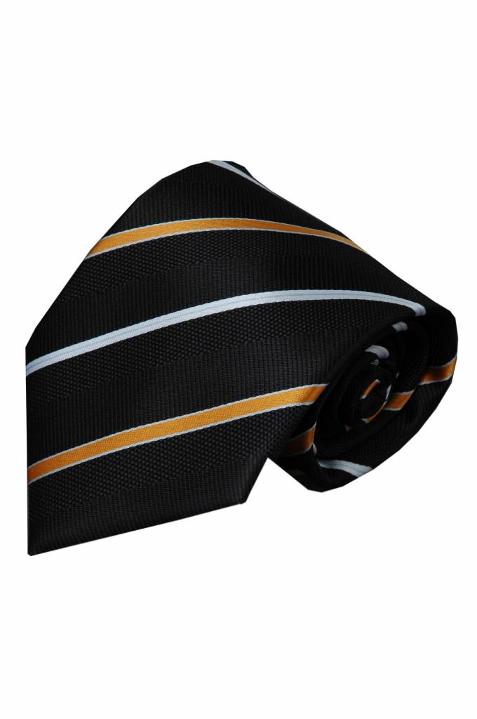 Zwarte stropdas Figline 01
