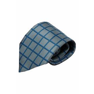 Vincelli Alberto  Gray silk necktie Enego 01