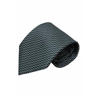 Vincelli Alberto  Gray silk necktie Uatzuo 01