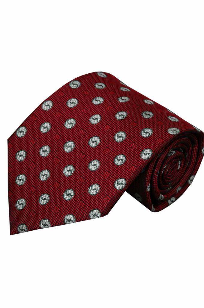 Rode stropdas Albenga 01