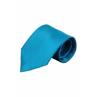 Vincelli Alberto  Blue silk necktie Isola 01