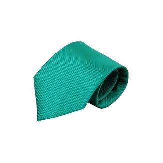 Vincelli Alberto  Green silk necktie Barolo 01