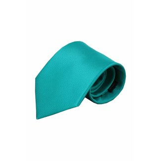 Vincelli Alberto  Green silk necktie Agrigento 01