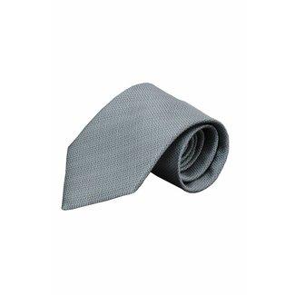 Vincelli Alberto  Gray silk necktie Treviso 01