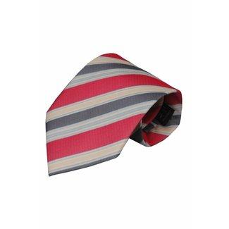 Vincelli Alberto  Rode zijden stropdas Gavi 01