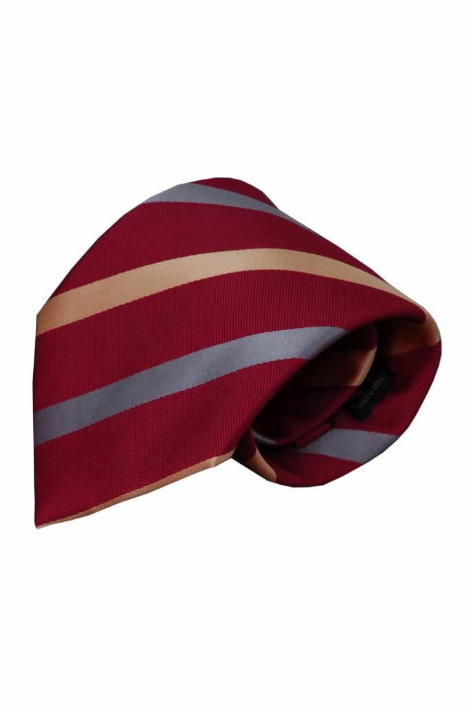Rode stropdas Ufita 01