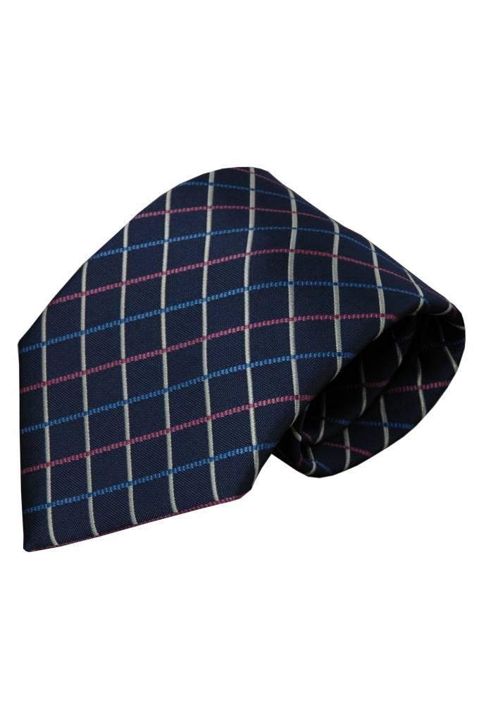 Blauwe stropdas Garda 01