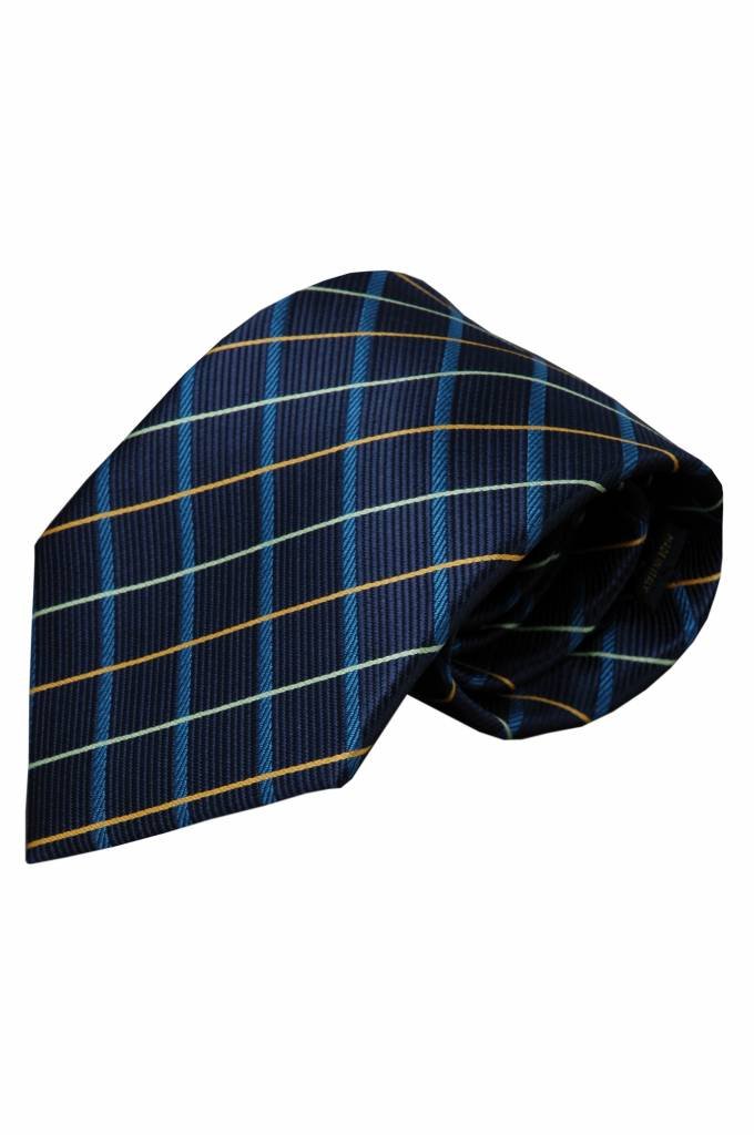 Blauwe stropdas Ilsi 01