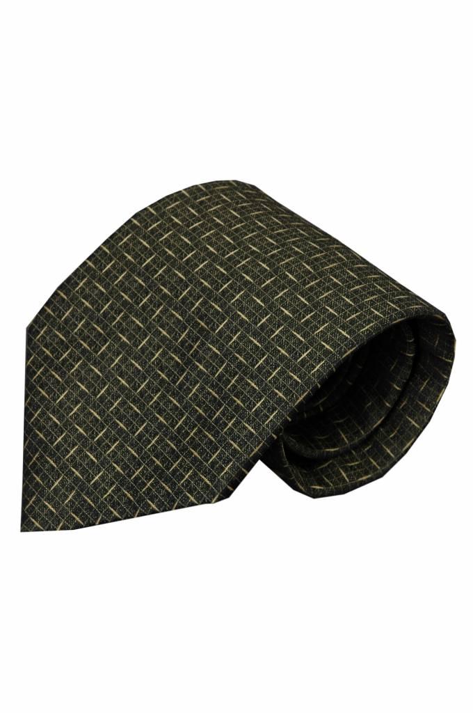 Zwarte stropdas Cattolica 01