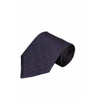 Giancarlo Butti Blaue Krawatte Vacri 125