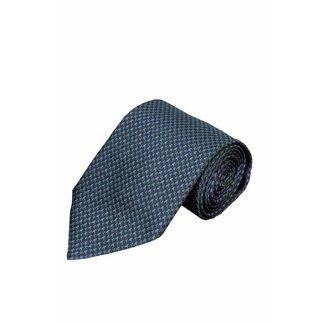 Giancarlo Butti Blaue Krawatte Uboldo 124