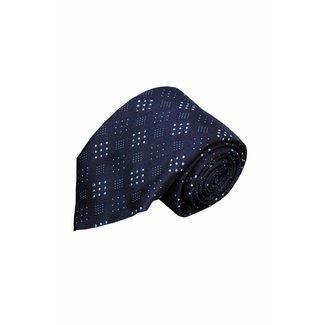 Paolo Albizzati Blaue Krawatte PA03