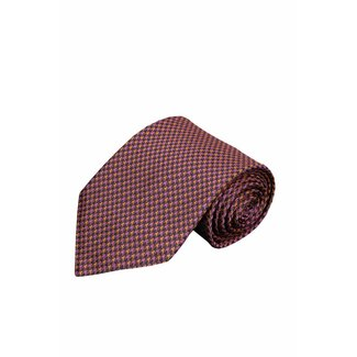 Giancarlo Butti Brown tie Radi 121