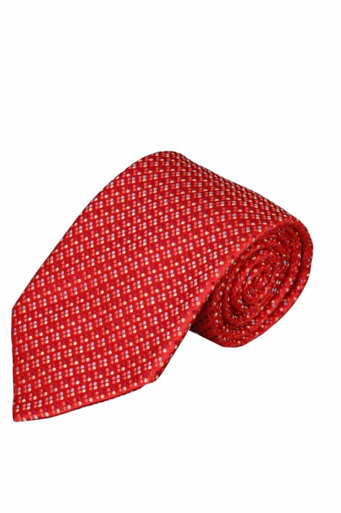 Rode stropdas Pesaro 01